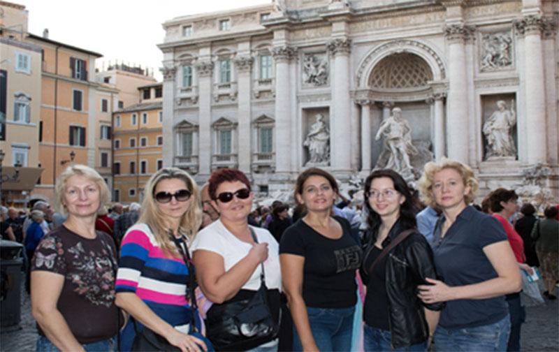 Turistinių įdomybių apskaita Romoje